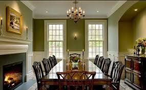 Dining Room Paint Schemes Delighful Modern Dining Room Colors 2013 L With Inspiration