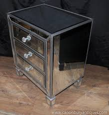 home good decor mirrored nightstand home goods