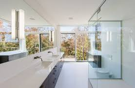 Marvin Patio Doors Contemporary Master Bathroom With Undermount Sink By Marvin