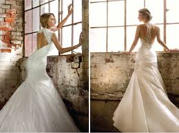 Wedding Dresses With Lace Back Wedding Dresses Wedding Ideas And