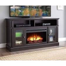 Fireplace Entertainment Stand by Essentials Barnwood Fire Place Entertainement Center Fireplace