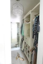 walk in closet how to maximize your closet storage allen roth