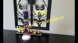 diy dollar tree purple wedding centerpiece ideas that lights up