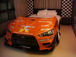 Cars Bunk Beds Create Creative And Bedrooms With Theme Race Car Bunk Beds For
