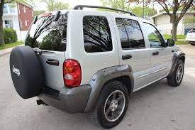 jeep liberty 2003 4x4 low mileage 2003 jeep liberty rocky mountain 4 4 for sale