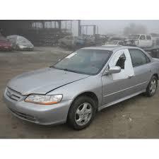 2001 honda accord coupe parts used 2001 honda accord parts car silver with gray interior 4