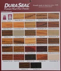 Fabulon Polyurethane Reviews by Duraseal Stain Chart U2014 Leese Flooring Supplies Inc