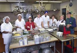 bnl newsroom cross prepares meals at brookhaven lab for
