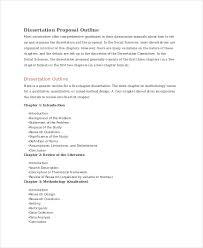 6 dissertation proposal examples u0026 samples