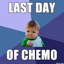 Chemo Meme - its been a long years meme guy