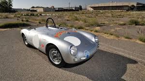 Porsche 1954 1955 Porsche 550 1500 Rs Spyder S134 Monterey 2013