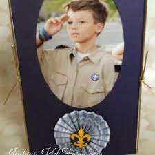 banquet centerpieces cub scout blue gold banquet ideas happiness is