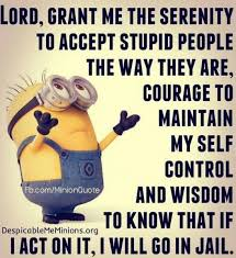 Funny Stupid People Memes - top 40 funniest minions memes quotes and humor