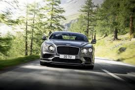black and gold bentley bentley u0027s continental supersports will be the fastest four seater