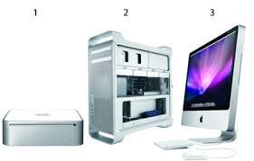 ordinateur de bureau apple apple booste ses ordinateurs de bureau informatique