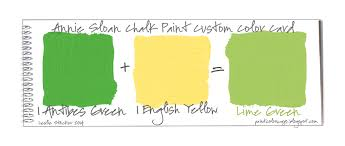 color studies green lime green colorways with leslie stocker