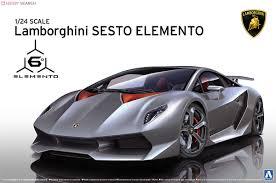 lamborghini cars list with pictures lamborghini sesto elemento model car images list