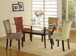 Glass Dining Room Table Set Design Best  Glass Top Dining Table - Glass top dining table decoration