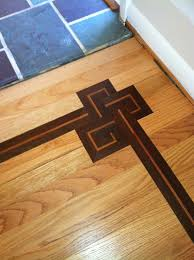 transform your space with beautiful wood floor medallions by