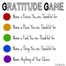 i am thankful for writing paper the gratitude game pick up sticks teach beside me gratitude game instructions