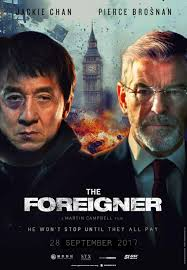 film foreigner 2016 film review the foreigner starring jackie chan pierce brosnan