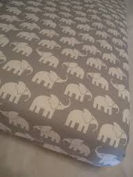 Nursery Cot Bed Sets by Elephants Grey Cotton Design Cot And Cot Bed Sheets Funky Nursery