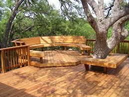 Cheap Backyard Deck Ideas Kitchen Backyard Decking Designs Within Finest Unusual Ideas