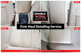 overhaul auto detailing service