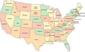 A Map Of Usa by Waylon Jennings On The Road With Jim And Mary