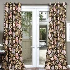 Paisley Curtains Paisley Curtains Drapes Birch