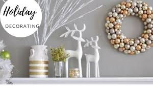 christmas decoration 2017 glam christmas decorating ideas 2017 holiday decorating
