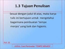 format penulisan makalah sederhana menulis karya tulis sederhana revisi kd 12 1