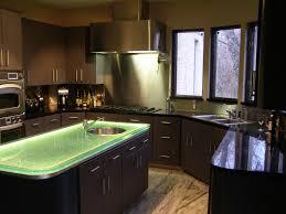 glass kitchen island glass island innovation and cbd glass