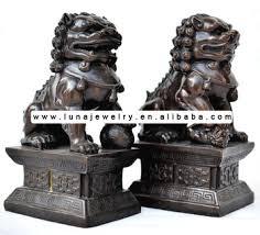 fu dogs brass lion statue lion fu dogs buy fu dogs