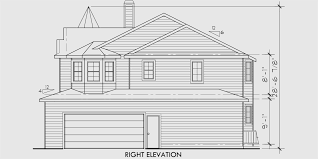 Victorian Garage Plans Victorian House Plan Turret Sitting Rm Side Load Garage Wrap A