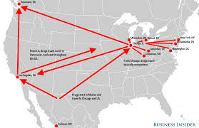 Avianca Route Map by Pablo Escobar And U0027el Chapo U0027 Guzman How 2 Of The World U0027s Most
