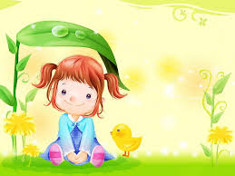 Wallpapers For Kids by Cute Cartoon Paint Wallpaper Free Download 2392033 Wallpaper