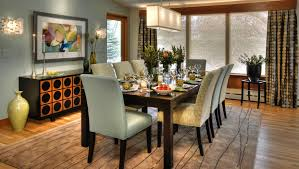 Modern Dining Room Colors Unique Colorful Modern Dining Room Home Design Ideas
