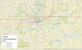 Map Of Des Moines Iowa Way Back Wednesday The Bus Blog U2014 Des Moines Iowa