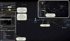 Elite Dangerous Galaxy Map Elite Dangerous