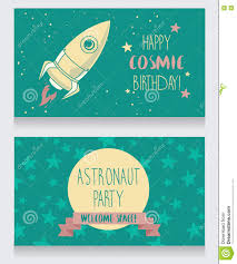Invitations Cards For Birthday Parties Funny Invitation Cards For Boy U0027s Birthday Party Stock Vector