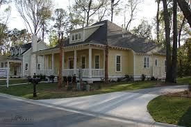 South Carolina Cottages by The Bermuda Bluff Cottage Allisonramseyarchitects