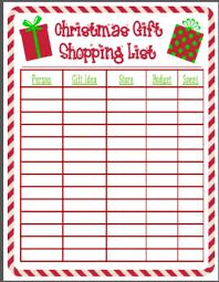 christmas shopping list easy gift wrap organization christmas organization miss