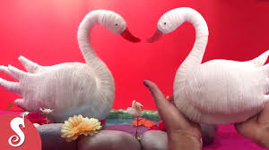 how to make home decoration diy woolen swan how to make swan showpiece for home decoration