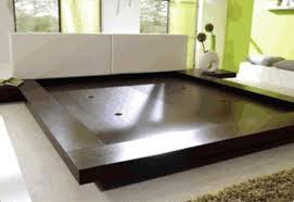 Japanese Style Platform Bed Opa Japanese Style Platform Bed Modern Bedroom Modern