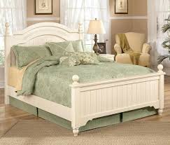 beach style beds bed shabby chic bed tri fold mattress cottage style bed frames