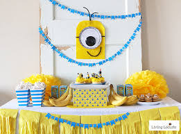 minions birthday party ideas minion party ideas themed birthday birthdays and free