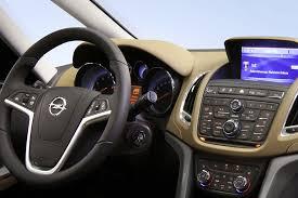 opel meriva 2006 interior all new 2012 opel zafira 7 seater minivan breaks cover ahead of