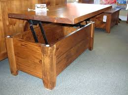 Rustic Square Coffee Table With Storage Pine Coffee Table Live Edge American Cherry Coffee Table Second