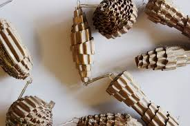 diy christmas decorations cardboard trellischicago